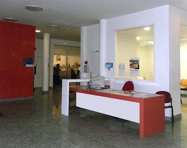 Banque accueil maternité
