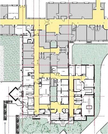 Centre oscar lambret 3sd architectes architecture for Oscar plans