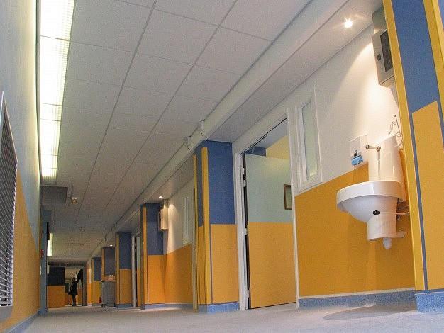 centre hospitalier intercommunal de villeneuve saint georges 3sd architectes architecture. Black Bedroom Furniture Sets. Home Design Ideas