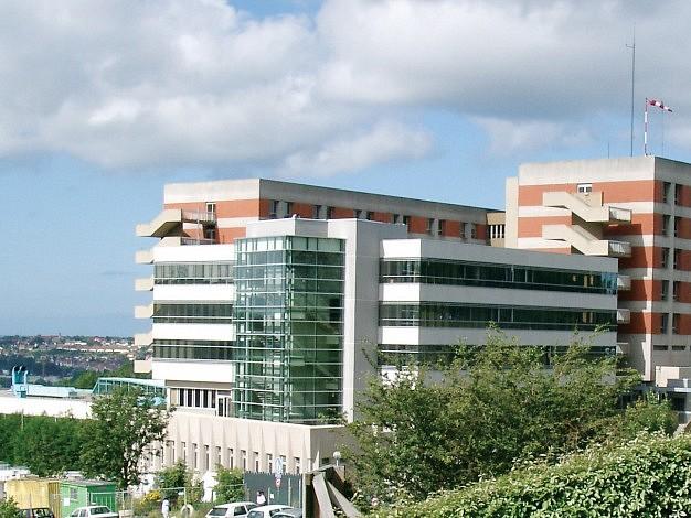 H pital docteur duchenne 3sd architectes architecture for Garage hyundai boulogne sur mer